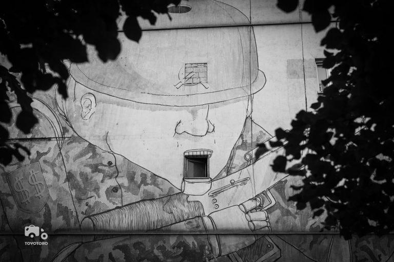 Warsaw murals