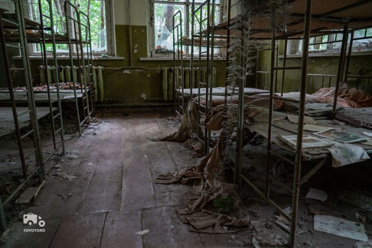 Nursery near Chernobyl